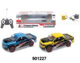 Brinquedo de controle remoto do carro plástico do 1:10 5-CH RC (901228)