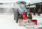 Professonalのトラクターの前部-取付けられた除雪車