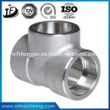 Métal d'approvisionnement de fonderie/fer modifié par professionnel/pièce forgéee en acier de Chine