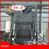 Tumble-Riemen-Stahlgranaliengebläse-Maschine