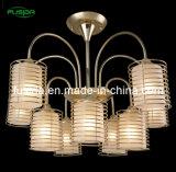 Hauptdekoration-Antike-Eisen-Leuchter-Lampe