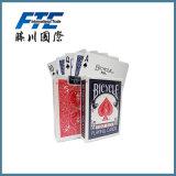 Cartões do plástico dos cartões de jogo dos cartões do presente dos cartões de jogo da bicicleta