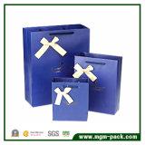 Bolso del regalo de la alta calidad/bolso de compras/bolsa de papel promocional