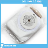Sac blanc de Chaud-Vente de colostomie de la Chine Steadlive, coupure maximum : 65mm