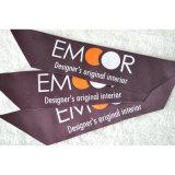 Tipo etiqueta tecida do navio para a matéria têxtil/edredão Home