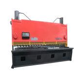 Máquina que pela de la viga hidráulica del oscilación (QC12Y-4X2500 E10)