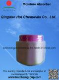 範囲と吸収性カルシウム塩化物の湿気