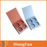 Rectángulo de regalo de papel plegable de la sombra de Eey de la alta calidad/rectángulo de papel de empaquetado