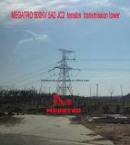 Torretta della trasmissione di tensionamento di Megatro 500kv 5A2 Jc2