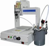 Tank를 가진 완전히 Automatic Desktop Glue Dispensing Machine