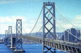 Customedの耐久の鉄骨構造橋