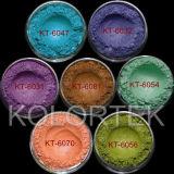 Kosmetische Glimmer-Pigmente für die Seifen-Herstellung