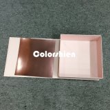 Boîte-cadeau se pliante d'emballage de Cosmtic d'impression de papier classique avec
