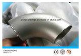 Coude sans joint de l'acier inoxydable 90 (WP304 WP316L WP321)