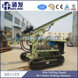 Perforadora bien agujereada Hf115y hidráulica