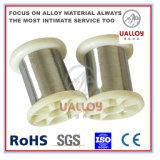 Fio elétrico da resistência térmica Nicr35/20 para calefatores de ventiladores