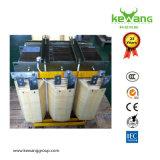 주문을 받아서 만들어진 300kVA 3 단계 K 요인 전압 변압기