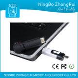 Привод вспышки USB дела 4GB изготовленный на заказ логоса пластичный
