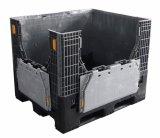 1200X1000X975 de opvouwbare Doos van de Plastic Container voor Opslag