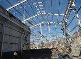 Workshop van het Metaal van het structurele Staal de Prefab (kxd-SSW1682)