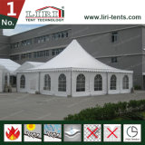 100 Peopleのための10X10m Pagoda Wedding Party Tent