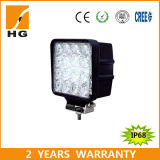 4.6inch CE Approved Square 27W СИД Work Light для Offroad