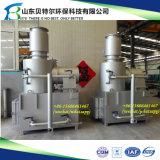 De industriële Brandende Verbrandingsoven van het Stevige Afval, de Verbrandingsoven van het Afval 10-500kgs/Time