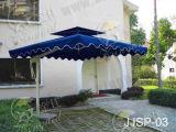 Openlucht Paraplu, ZijParaplu van Pool, jjsp-03