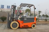 Venda quente de Chery Forklift do carregador de bateria de 3 toneladas