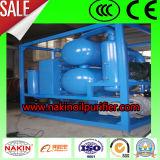 Planta de recicl de filtração do petróleo dobro do purificador de petróleo do transformador do vácuo dos estágios