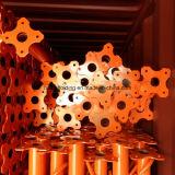 puntello d'acciaio registrabile di puntellamenti di 2100-3400mm per cassaforma