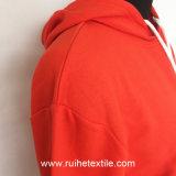 Hoodies de encargo, camisetas del algodón, Shell suave para las mujeres