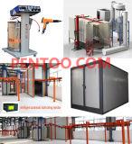 Ligne d'enduit de poudre de qualité avec ISO9001