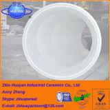 Alumina van 92% Hoge Slijtvaste Alumina van de Inhoud Ceramische Buis/Pijp/Ring