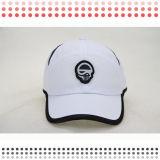 Gorras de béisbol 6 casquillos del deporte de la gorra de béisbol del panel
