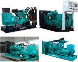 jogo Soundproof silencioso do gerador Diesel da potência de 500kw /625kVA China