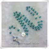 Rosaries стеклянных бусин, вероисповедные шарики Rosary, Rosary способа (IO-cr387)