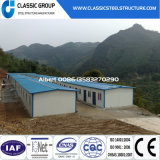 Casa prefabricada apuesta de la casa prefabricada de la estructura de acero del edificio