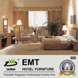 Insieme di camera da letto lussuoso dell'hotel (EMT-A0668)