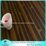 Parket van het Bamboe van de Kras van de hand het Bundel Geweven/Bamboe die de BinnenKleur van het Brons van Antiqued van de Kwaliteit van het Gebruik Super vloeren