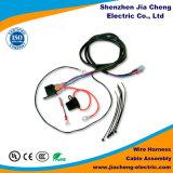 Multi chicote de fios impermeável feito sob encomenda do fio da transmissão de dados