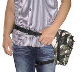 Saco militar do pé da cintura do esporte de Camo Motorcyle da forma