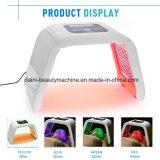 Dispositivo antienvejecedor ligero de la belleza del retiro de la arruga del LED de la terapia de la piel del color bajo portable del rejuvenecimiento PDT 4