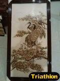 Pintura do ferro da figura/paisagem/flor/ainda da vida/animal 5
