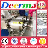 Linea di produzione della macchina del tubo del Doppio-Tubo del PVC