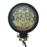 lámparas de trabajo de la máquina de 12V 56W 5inch LED