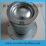 Filter 1613901400 van de Separator van de Olie van de Lucht van Copco van de Atlas van de vervanging