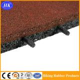 En1177 аттестовало циновку настила блокировки высокого качества резиновый