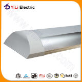 150W White Color Silver Aluminum LED Ceiling Panel