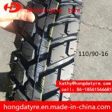 高品質のオートバイの部、オートバイのタイヤおよび管110/90-16、110/90-17